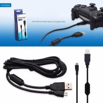 สายจอย เคเบิล จอย PS4 Micro 5Pin USB Charging Charger Wire Cable for Sony Playstation 4 PS4 Controller