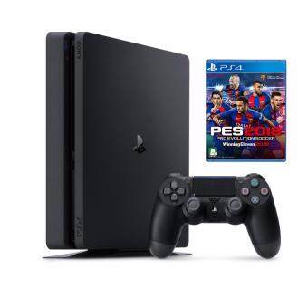 Harga PS4 Slim 500GB(CUH-2016A) Free PES 2018 [Zone 3]