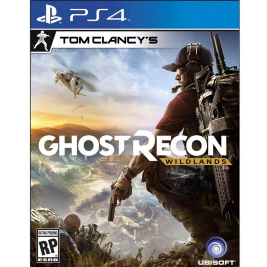 PS4 Tom Clancy's Ghost Recon: Wildlands R3 Eng