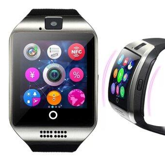 Q18 Smart watch with Touch Screen camera Support SIM TF cardBluetooth smartwatch for Android IOS Phone - intl