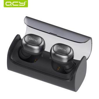 QCY Q29 English business bluetooth earphone wireless 3D stereo headphone - intl