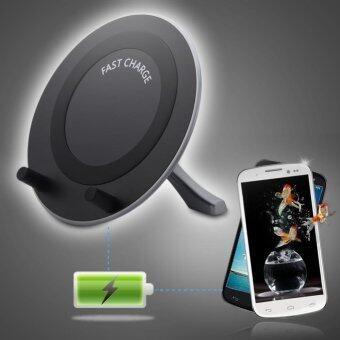 Qi Wireless Fast Charger Quick Charging Adapter for Samsung Galaxy S6/S6 Edge/S6 Edge+