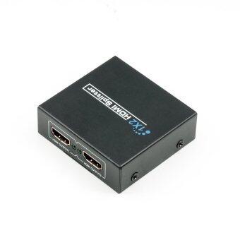 QUMOX ตัวแยกสัญญาณ HDMI Splitter 1 to 2