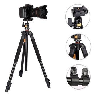 QZSD Q308 By 9FINAL Tripod ขาตั้งกล้อง พร้อมหัวบอล QZSD-04 ( modelเดียวกับ beike BK-308) สูง 1.5 เมตร