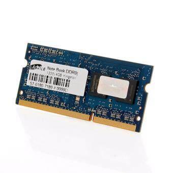 แรมโน๊ตบุ๊ค RAM DDR3(1333 NB) 4GB. Kingston Ingram/Synnex ของแท้