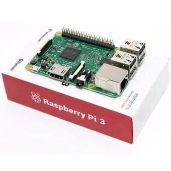 Raspberry Pi Element14 Raspberry Pi 3 Model B64-bit 1.2GHz quad-core processor 1GB of RAM