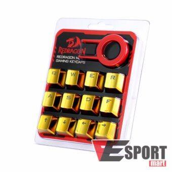 ซื้อ/ขาย REDRAGON 12 Keycap PBT by EsportMart METAL COLOR ALL MECHANICAL