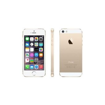 Referbished Apple iphone 5s 16gb Gold แถมฟรี ฟิลม์กระจก + Iring