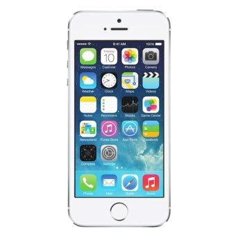 (REFURBISHED) Apple iPhone 5s 16GB Unlocked - Silver
