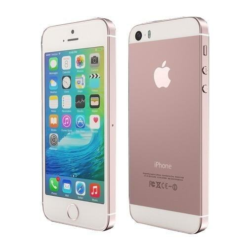 REFURBISHED Apple iPhone5S 4G LTE 16GB (Rose Gold) Free Case+ScreenProtector