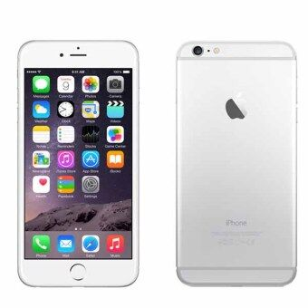 Refurbished apple iPhone6 16GB (WHITE) GPS Mobile iPhone6 (free case screen protector)