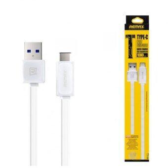 ต้องการขายด่วน REMAX Cable USB 3.0 Type C (1Mสายแบน) White