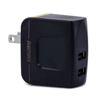 REMAX USB X 2 DC5V 3.4A CHARGER RTM6188