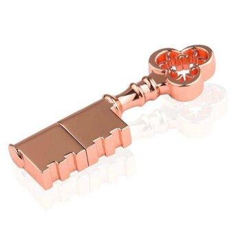 Retro USB stick mini Metal Key pen drive 256GB USB Flash Drive\nWaterproof flash stick - intl