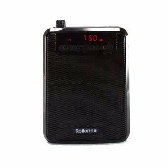 Rolton ไมโครโฟนพร้อมลำโพง รุ่น K300