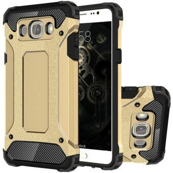 RUILEAN Heavy Duty Armor Dual Layer Hybrid Shock Absorbing TPU PCProtective Case Cover for Samsung Galaxy