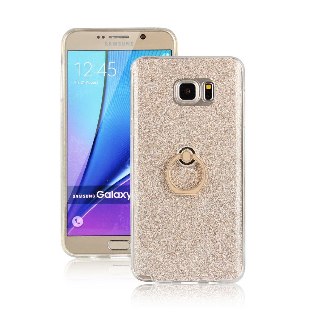 RUILEAN TPU Case for Samsung Galaxy Note 5 Flexible Soft Gel Cover Shiny .