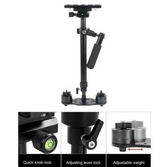 Complete S60 Gradienter Handheld Stabilizer Steadycam Steadicam forCamcorder DSLR - intl Product Preview