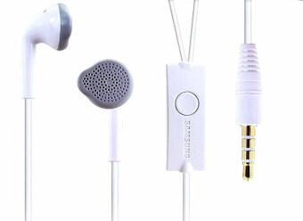 Samsung หูฟัง สมอลทอร์ค สีขาว (ใช้ได้กับมือถือทุกรุ่น)