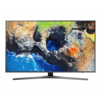 SAMSUNG 4K UHD Smart TV MU6400 Series 6 ขนาด 55 นิ้ว รุ่นใหม่ 2017-2018