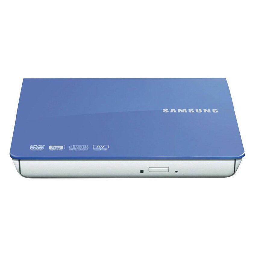 Samsung External Slim DVD RW 8X 208DB – Blue