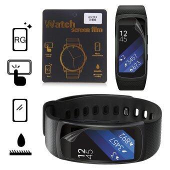 กันรอยหน้าจอ แบบประกันสำหรับ Samsung Gear Fit2สายรัดข้อมือสายรัดสายรัดข้อมืออัจฉริยะ