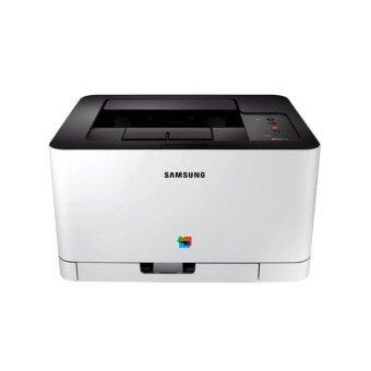 ประกาศขาย Samsung Laser Color Printer SL-C430 (White)