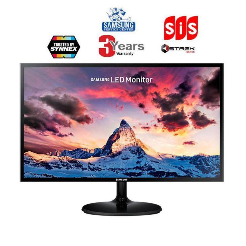 Samsung MONITOR 24 LED SAMSUNG LS24F350FHEXXT(HDMI) -3 YEARS (BY SAMSUNG SERVICE CENTER)