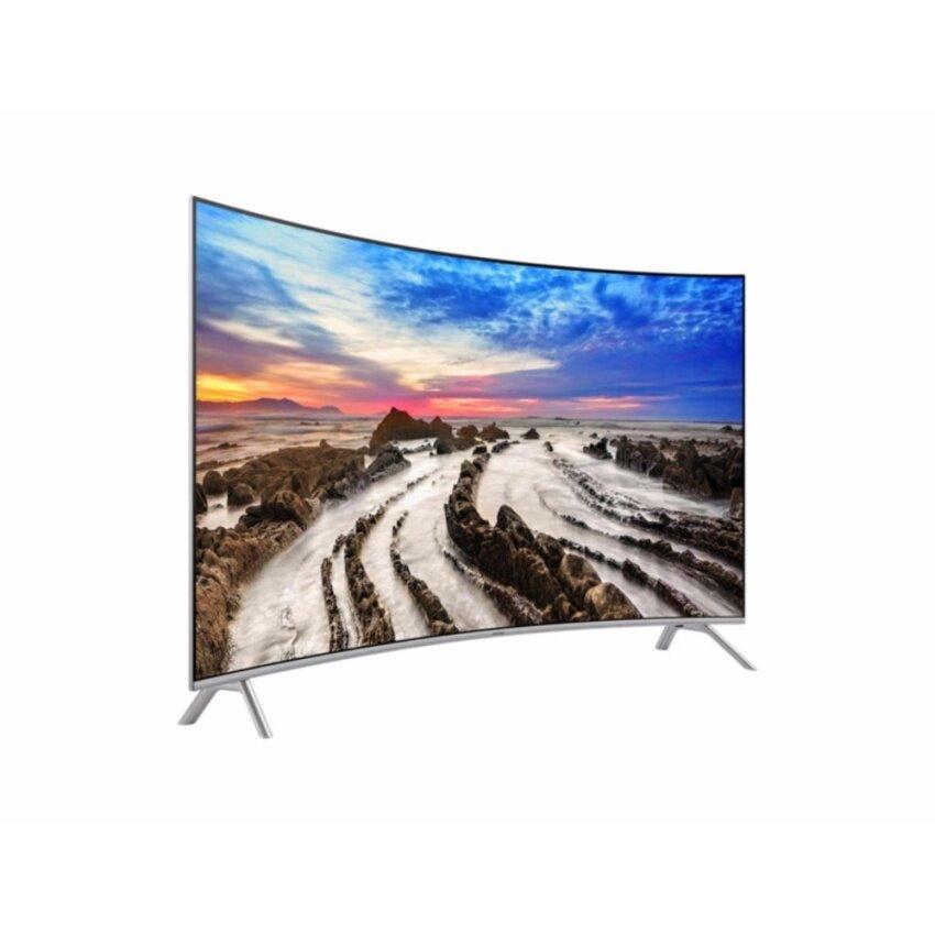 samsung series 8 55 premium uhd tv curved mu8000. Black Bedroom Furniture Sets. Home Design Ideas