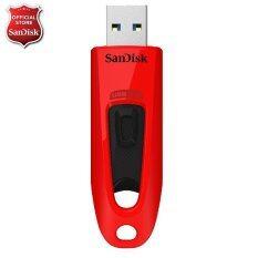 Sandisk Ultra USB3.0 Speed 100MB/Sec (CZ48/32GB)(Red)