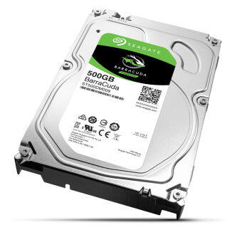 Seagate 500GB Barracuda SATA III 3.5 Internal HDD(ST500DM009)(7200RPM)