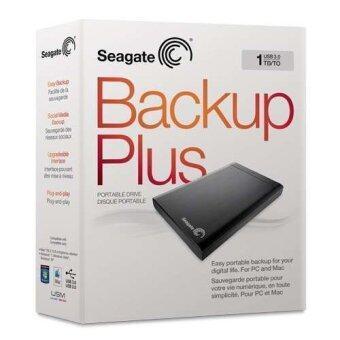 Seagate Backup plus 3.5 5 TB USB 3.0 (Black)