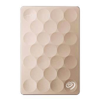 SEAGATE HDD - Hard Disk External 1.0 TB (5400RPM) 2.5 NEW BACKUP PLUS SLIM GOLD (STEH1000301)