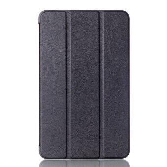 Siam Tablet Shop Smart Case For Samsung Galaxy Tab A 7 T280 /T285 (สีดำ)
