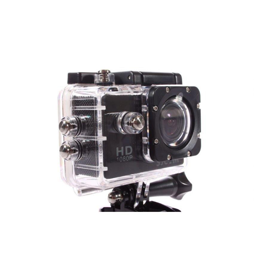 แนะนำ SJCAM SJ4000 12MegaPixel 1080P HD DVR Sport Camera Action Camcorders Black – intl นำเสนอ