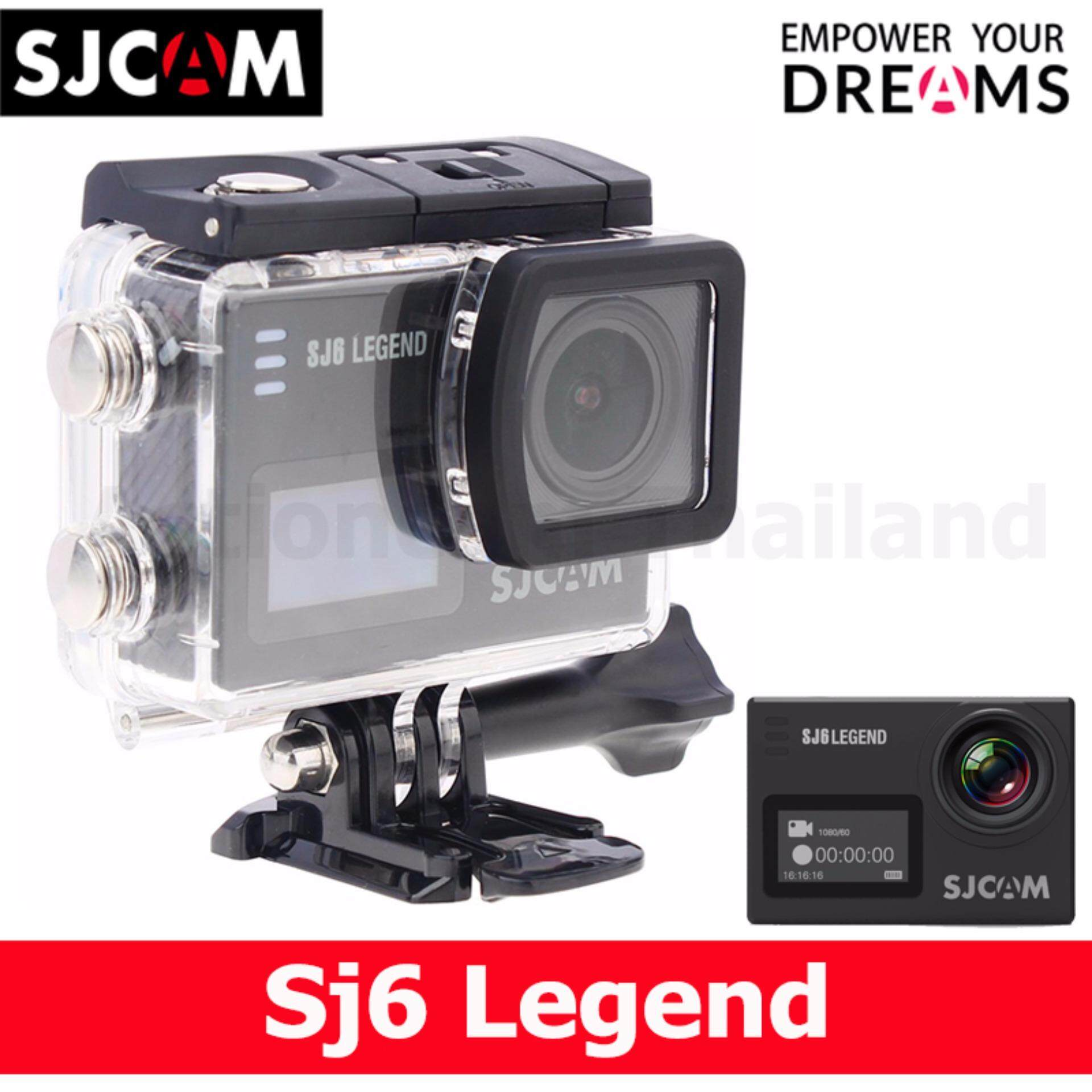 SJCAM SJ6 LEGEND 4K 16MP (Black)