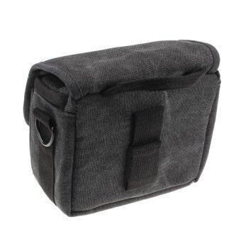 SLR Digital Camera Case Shoulder Bag Backpack For Canon For SonyBlack (image 3)