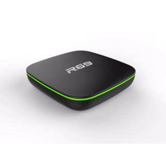 Smart Multimedia Player Android 6.0 Quad-Core 8GB Android TV BoxR69 - intl