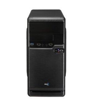 ราคา SMART PC COMPUTER CASE INTEL PETIUM SET RAM 4 GB VGA 1 GB SPEC FOR GAMER - BLACK