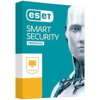 ESET Nod32 Smart Security เวอร์ชั่นล่าสุด 1PC 1 Year [Key Card] (ป้องกันไวรัส ของแท้ดีกว่า Internet security) (พร้อมติดตั้งฟรี)