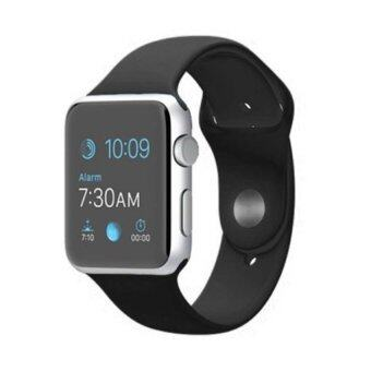 Smart Watch นาฬิกาบลูทูธมีกล้อง ใส่ซิมได้ รุ่น A8 (สีดำ)