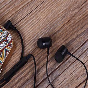 Sonyหูฟังแบบสอดหู รุ่นMH-750 (สีดำ) (Black) - 2