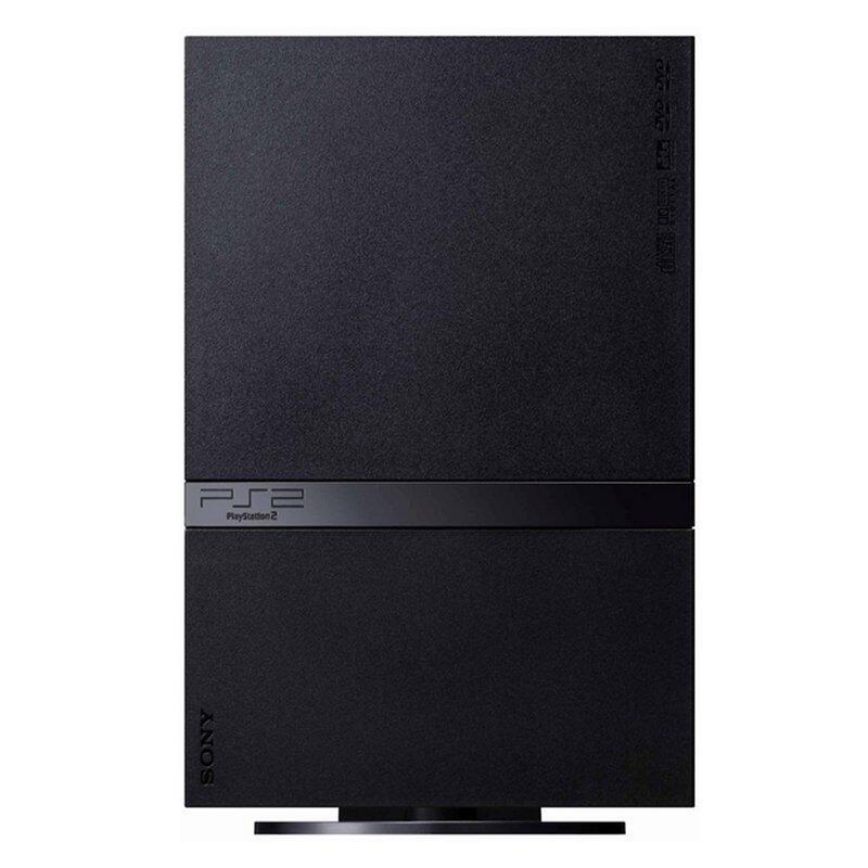 Sony PS2 Playstation 2 - Black