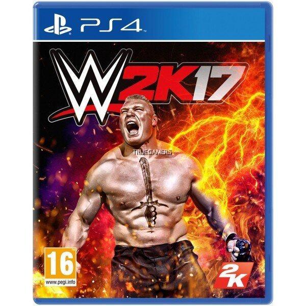 Sony PS4 WWE 2K17 Z3 Eng