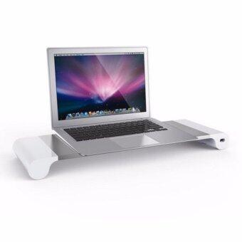 SPEACE BAR (4USB Ports)แท่นวางโน๊ตบุ๊ค แล็ปท็อป Macbook iMac