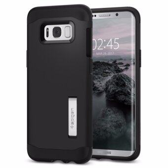 SPIGEN เคส Samsung Galaxy S8 Plus Case Slim Armor : Black