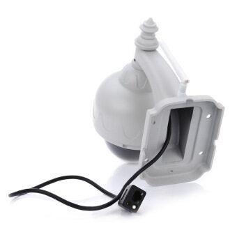SRICAM SP015 กล้องไอพีไร้สายปลั๊กมองในที่มืดของสหราชอาณาจักร(แสงสีเทา) - 3