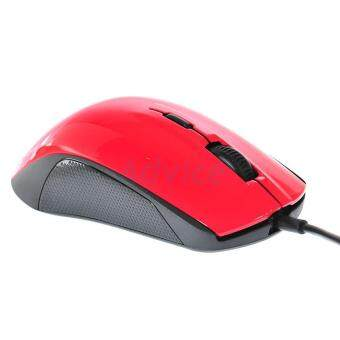 2561 Steelseries OPTICAL MOUSE Rival 100 (Forged Red)