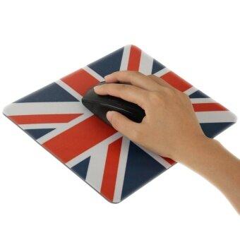 Stylish UK Flag Pattern Mouse Pad, Size: 22cm X 18cm - .