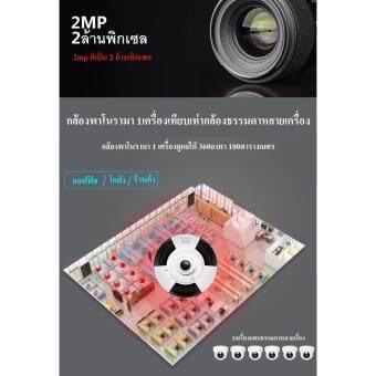 SUN880/SC-9004DW กล้องพาโนรามา กล้อง360องศา กล้องVRcam